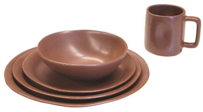 Slim Place Settings dinner, side, bowl & mug- available in over 25 colors