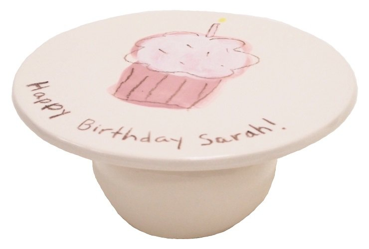 Sensational Birthday Cake Plate Birthday Cards Printable Trancafe Filternl